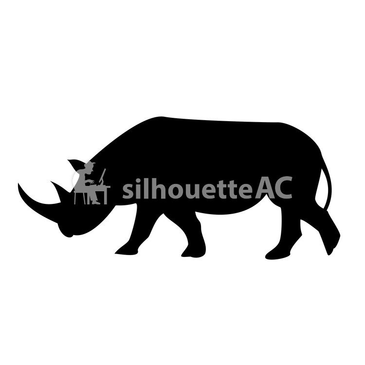 750x750 Free Silhouette Vector To Horn Icon Sai