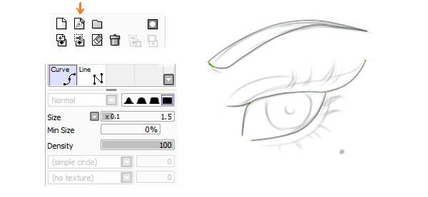 600x277 How To Create A Digital Painting Portrait In Paint Tool Sai