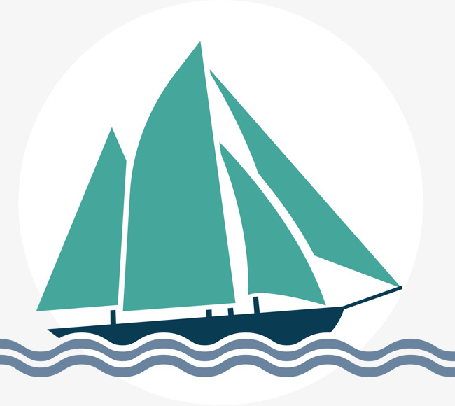 650x580 Sailing Boat In The Sea, Boat Vector, Sea Vector, Sail Png And