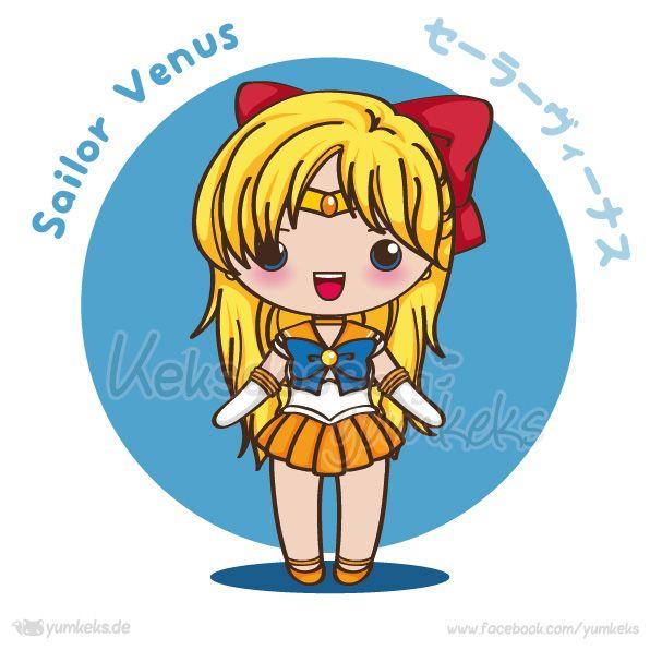 596x596 Sailor Venus