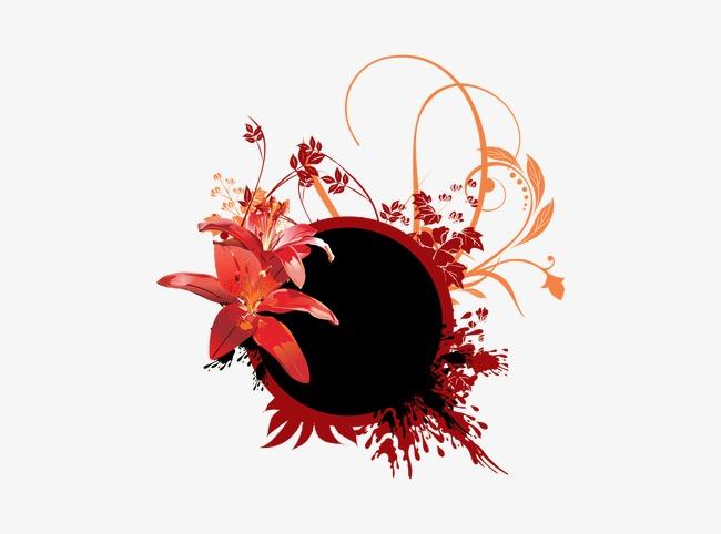 650x482 Vector Blood On Flower Bomb, Blood Vector, Flower Vector, Sailor