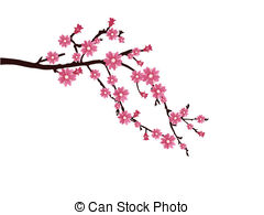 240x195 Collection Of Free Branches Clipart Sakura Flower. Download On Ubisafe
