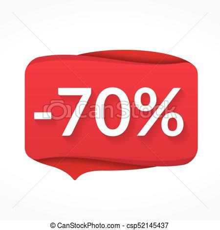 450x470 Sale Sticker. Sale Sticker, Red Discount Label, Vector Eps10