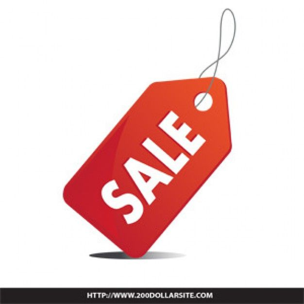 626x626 Sale Tag Vector For A Living