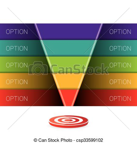 450x470 Vector Infographic Or Web Design Template . Vector Sales... Vector