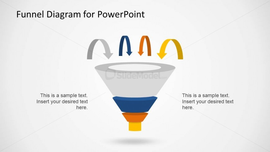 870x489 Sales Funnel Diagram Vector For Powerpoint
