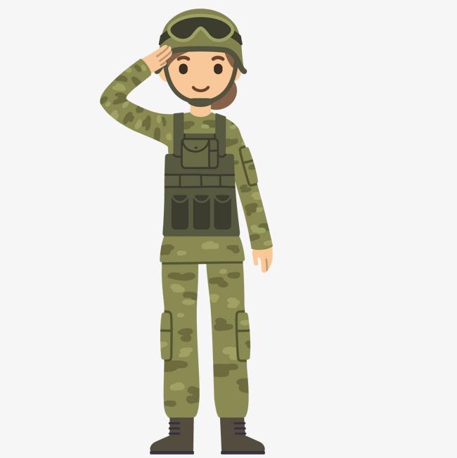 650x651 Wearing A Uniform Salute Soldier, Military Uniform, Salute