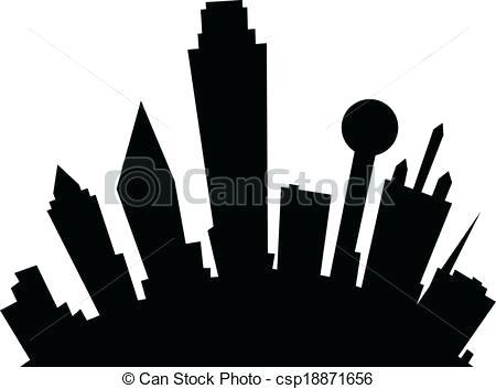 450x353 San Antonio Skyline Art Download Icon Vector Art Design Skyline