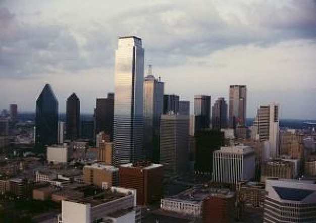 626x442 Dallas Skyline Vectors, Photos And Psd Files Free Download