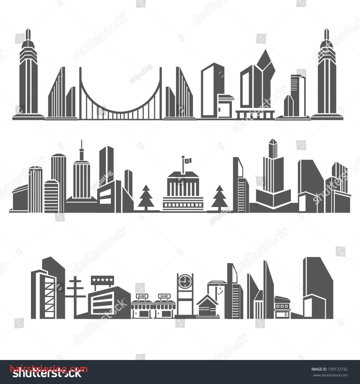 1500x1600 Fresh Picks San Francisco Skyline Vector Decorate San Francisco