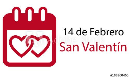 San Valentin Vector