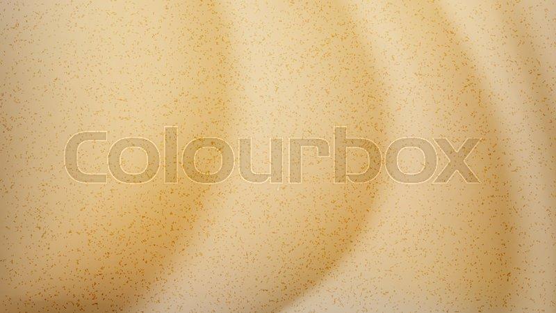 800x450 Sand Texture Vector. Summer Sandy Tropical Beach Or Desert Dunes