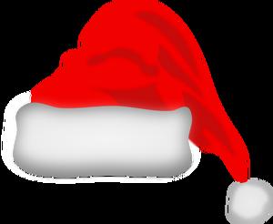 300x246 1234 Free Santa Claus Santa Hat Vector Public Domain Vectors