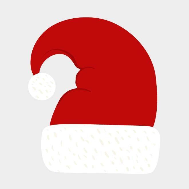 660x660 Santa Claus Hat Vector