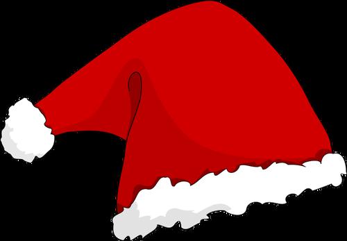 500x347 Santa Claus Hat Vector Public Domain Vectors