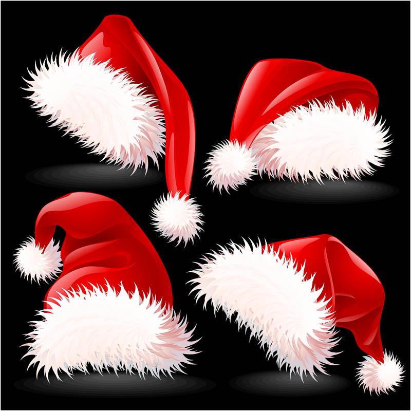 800x800 Santa Claus Hat Vector Vector Graphics Blog