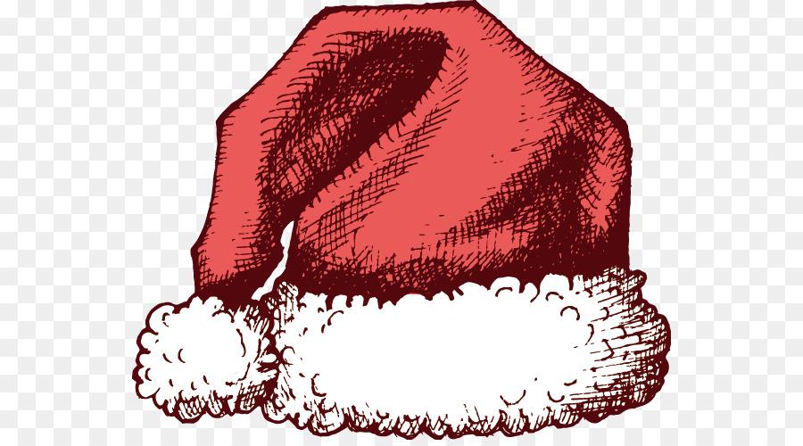 900x500 Santa Claus Christmas Hat