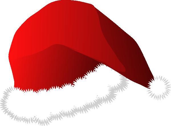 600x443 Santa Hat Cartoon Clip Art