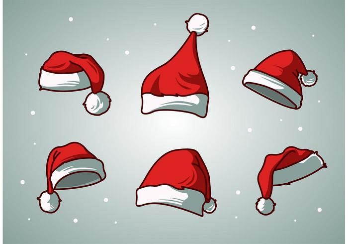 700x490 Christmas Icons Vector Set