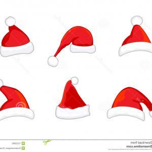 300x300 Christmas Hat Clipart Santa Hat Vector Art Christmas Hat Clipart