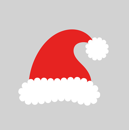 415x416 Santa Hat Clipart Nice