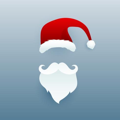 490x490 Santa Claus Free Vector Art