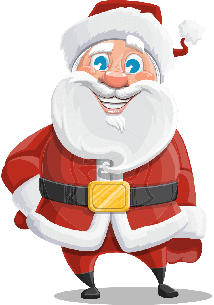744x1060 Collection Of Free Santa Vector Room. Download On Ubisafe