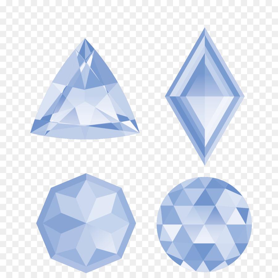 900x900 Euclidean Vector Jewellery Diamond Sapphire