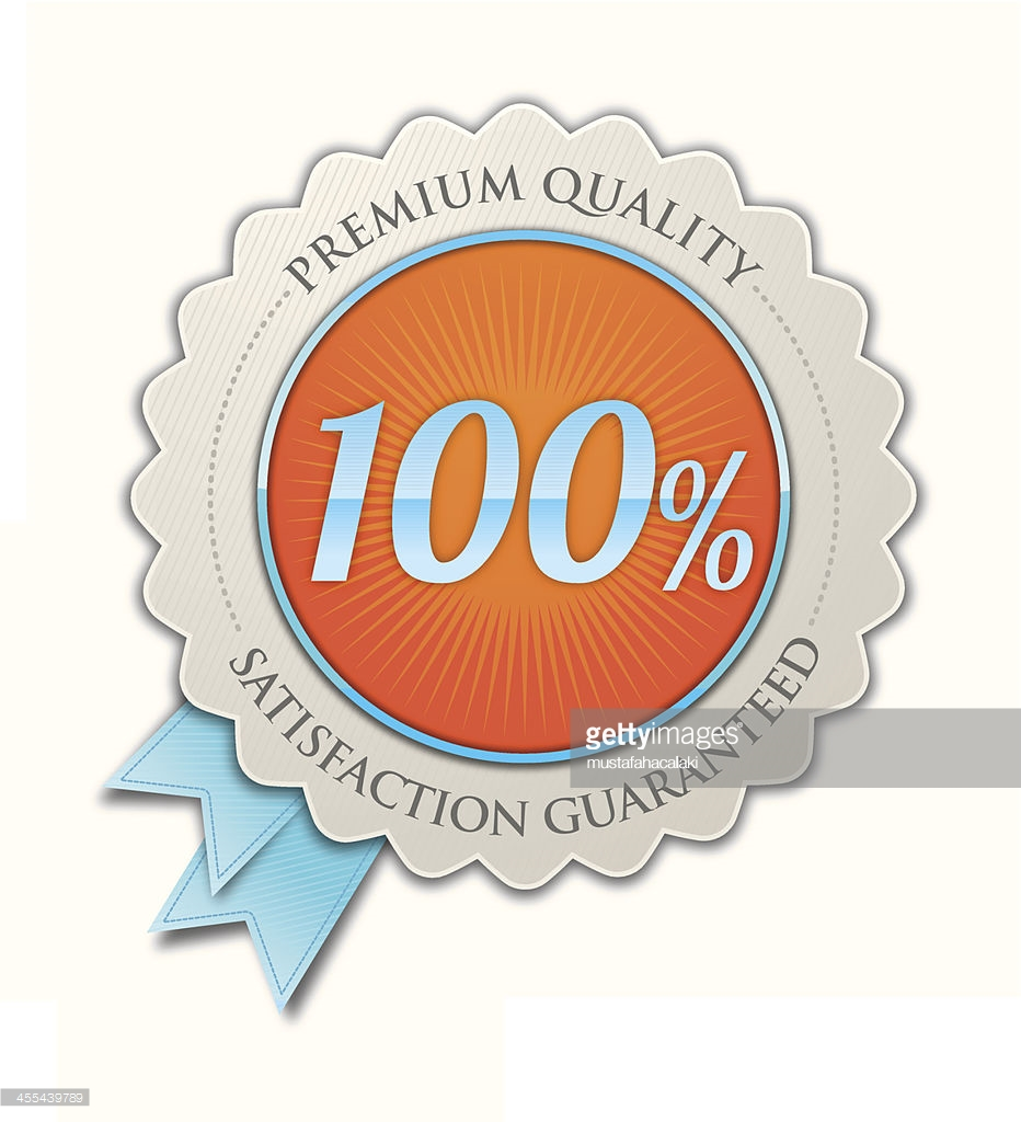 932x1024 Collection Of Free Guarantying Clipart Satisfaction Guaranteed
