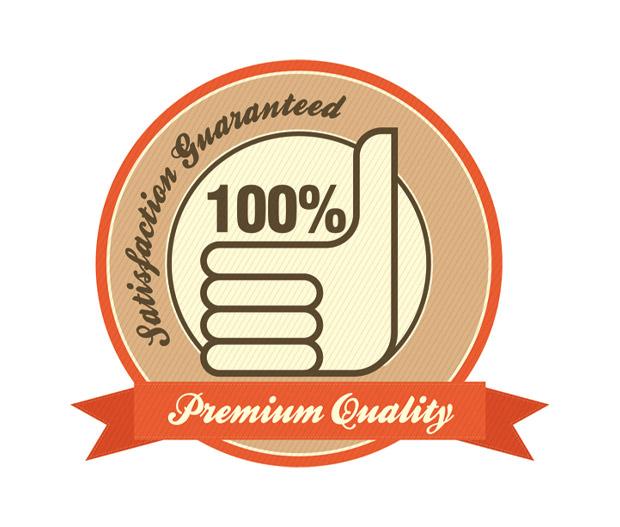 620x527 Free Download Of Satisfaction Guaranteed Vector Vector Graphic