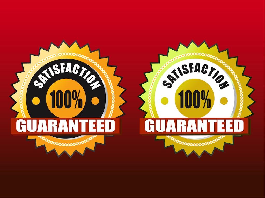 1024x768 Satisfaction Guaranteed Vector Art Amp Graphics