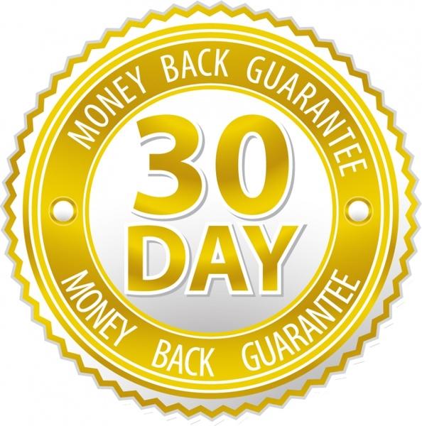 594x600 Vector Satisfaction Guaranteed Label Free Vector In Encapsulated