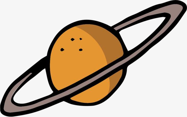 650x408 Vector Cartoon Material Universe Saturn, Vector, Cartoon, Universe