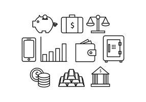 286x200 Save Money Icon Free Vector Art