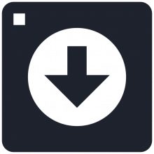 220x220 Save Button Icon From Lyra Collection. Icon Alone