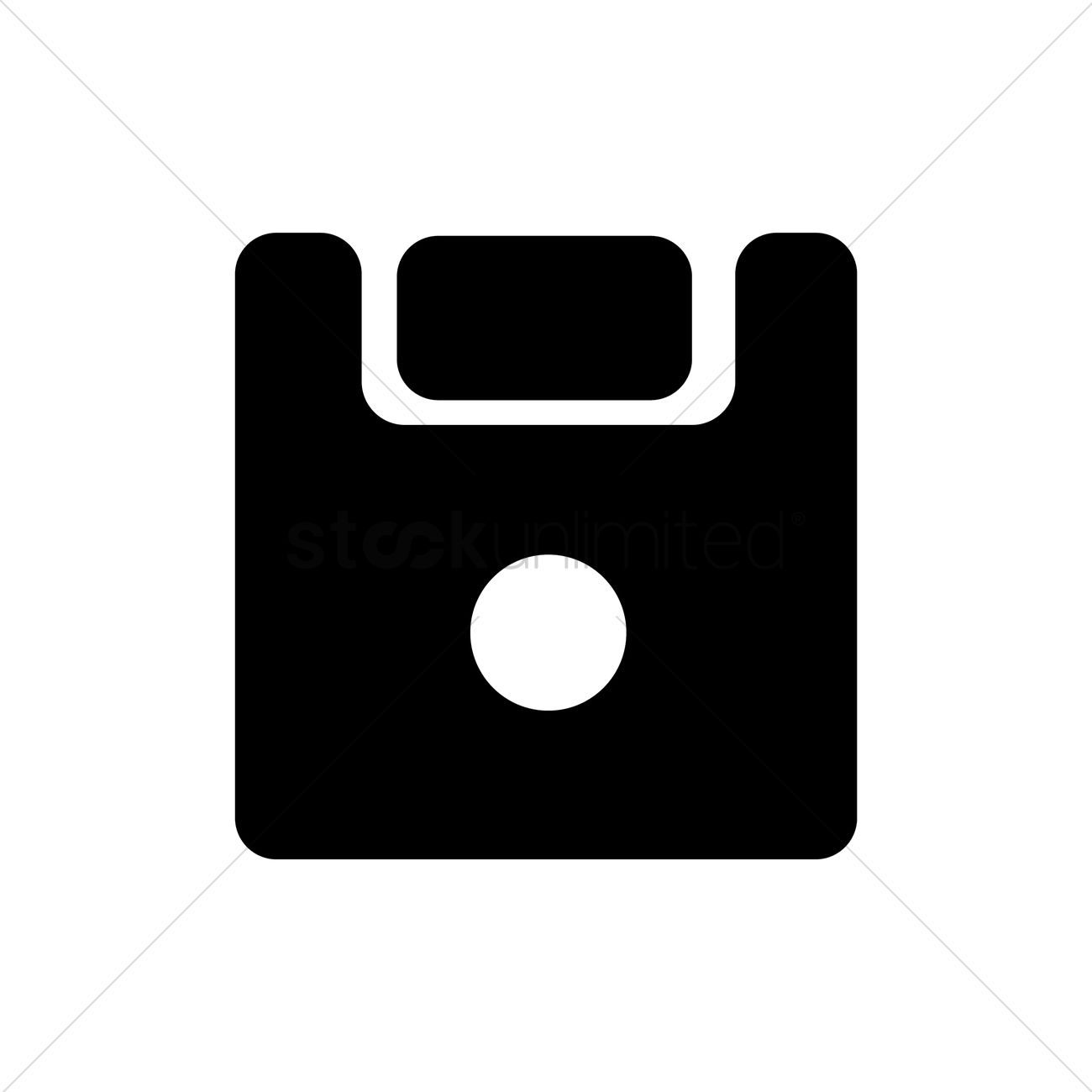 1300x1300 Save Icon Vector Image