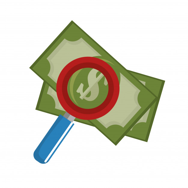626x626 Searching Money Save Icon Vector Premium Download