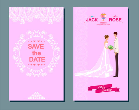 463x368 Save The Date Free Vector Download (988 Free Vector) For