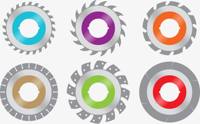 650x402 Color Circular Saw Blade, Color, Round, Saw Png And Vector For