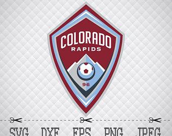 340x270 Colorado Rapids Logo Vector Png Transparent Colorado Rapids Logo