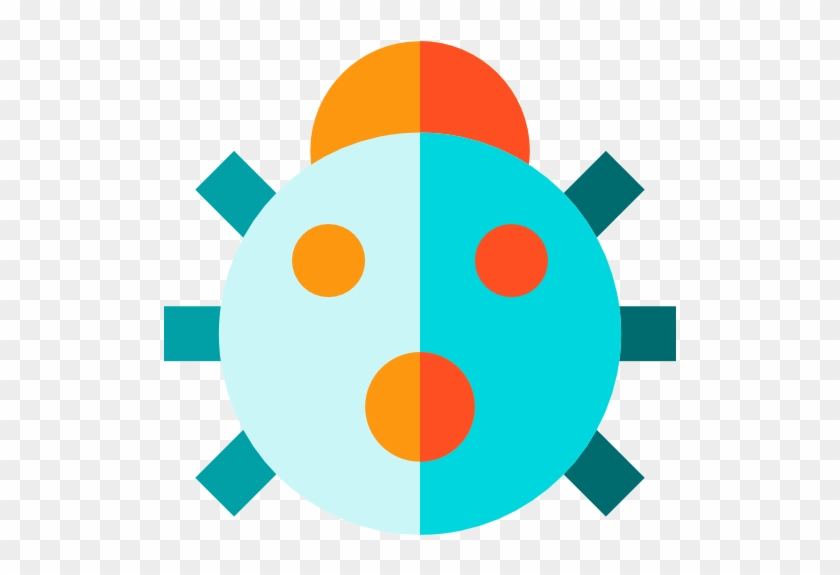 840x575 Software Bug Failure Scalable Vector Graphics Icon
