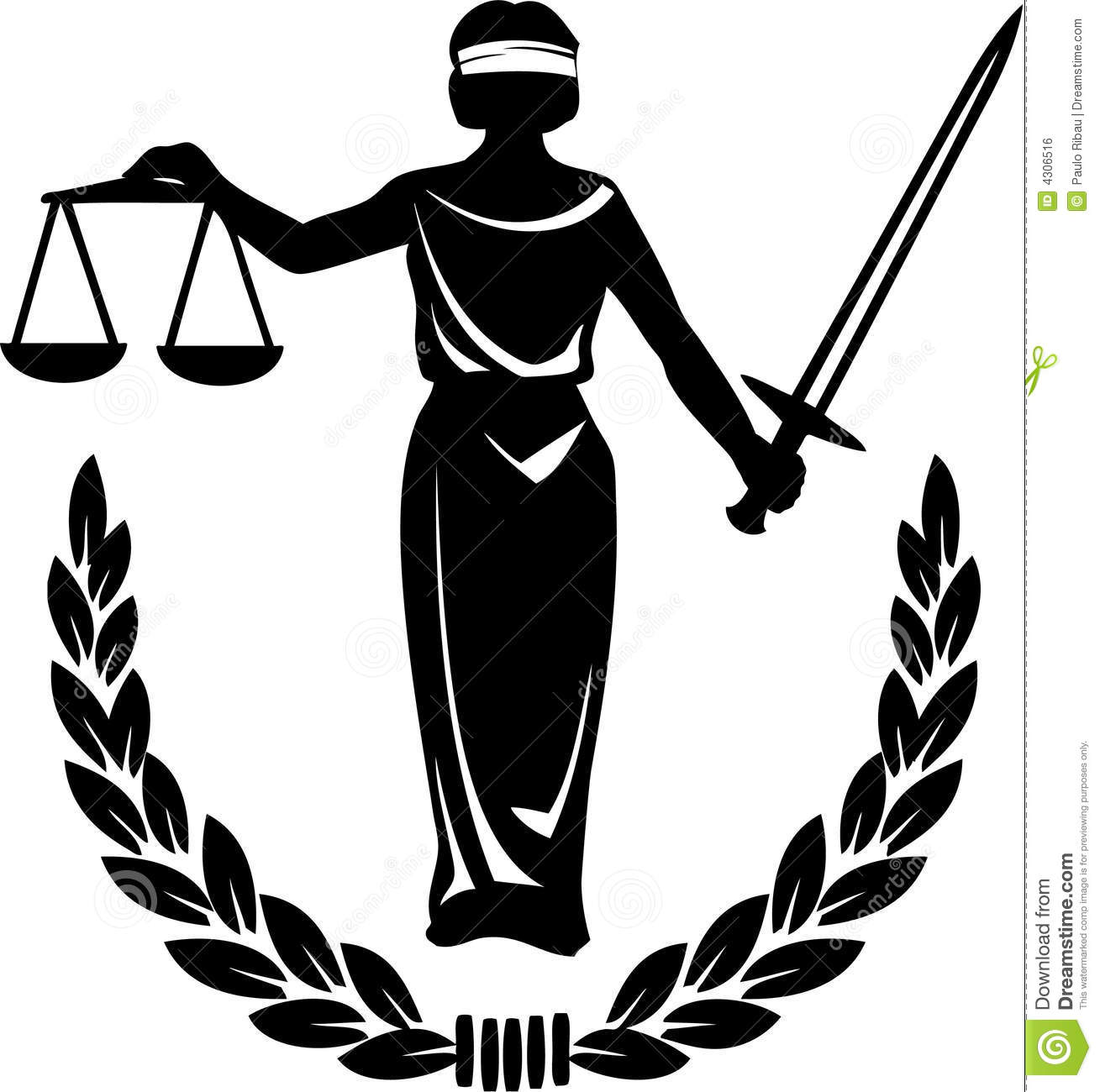 Scales Of Justice Vector Free Download