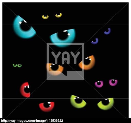 512x479 Image Of Happy Halloween Spooky Background Flat Design. Vector