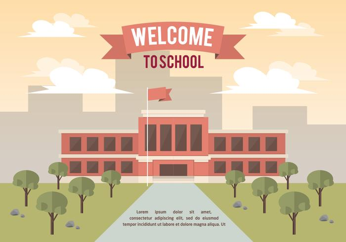 700x490 School Free Vector Art
