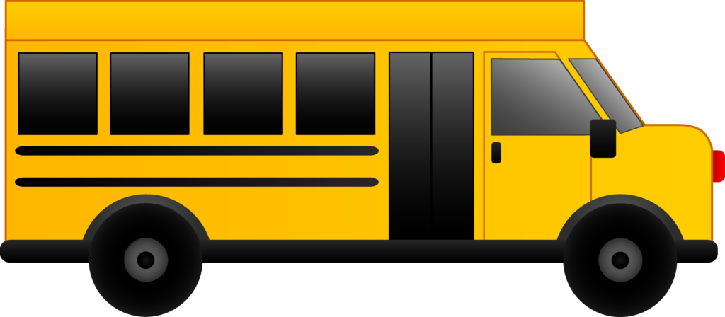School Bus Vector Art