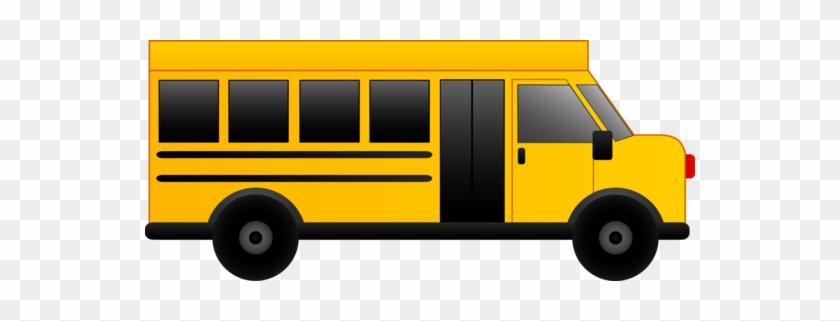 840x321 Free Clip Art Of A Little Yellow School Bus