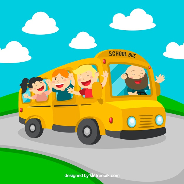 626x626 School Bus Vectors, Photos And Psd Files Free Download