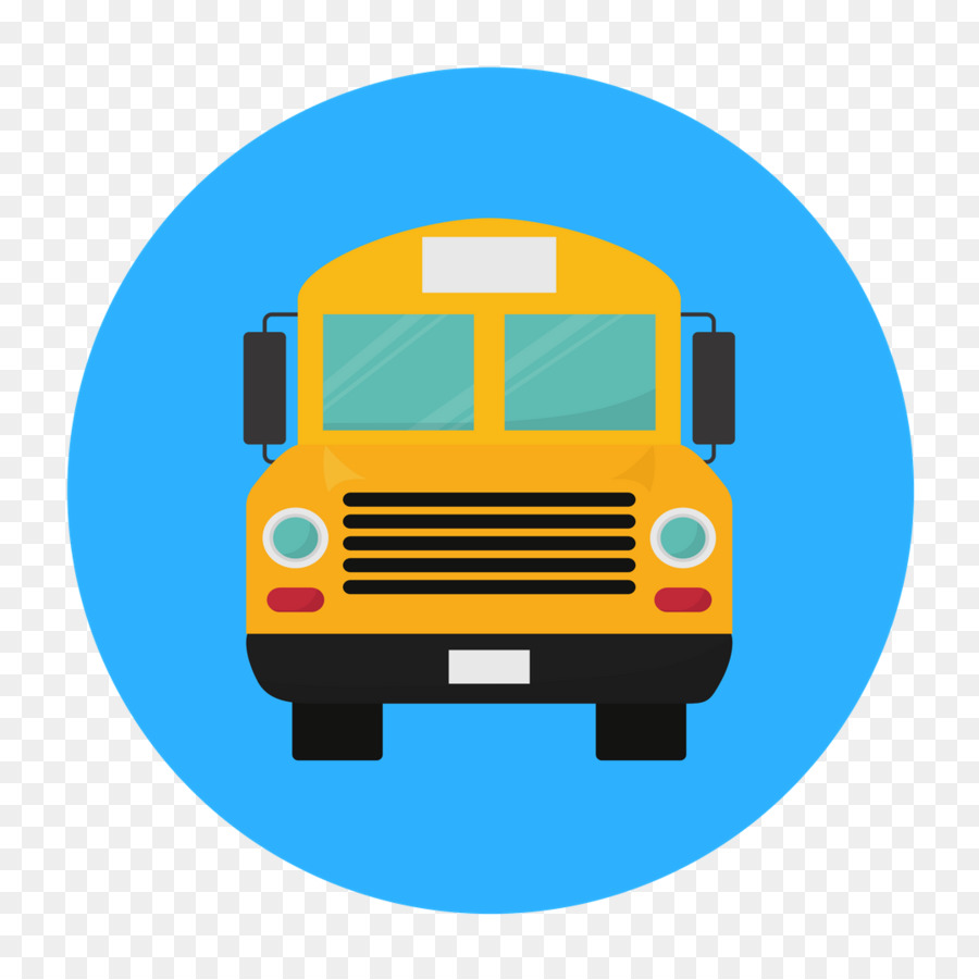 900x900 School Bus Yellow