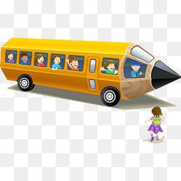260x260 Yellow School Bus Png, Vectors, Psd, And Clipart For Free Download