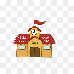 260x260 School House Png, Vectors, Psd, And Clipart For Free Download